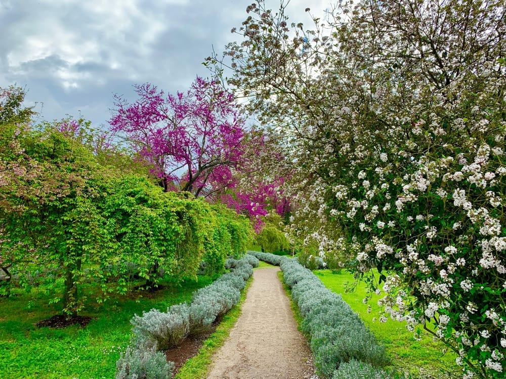 giardini ninfa aperture 2020