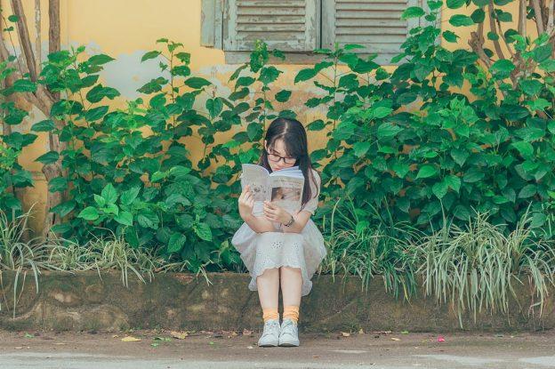A gyerekek olvasni kezdenek…