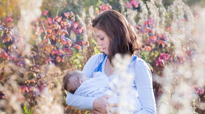 Enterobiosis egy szoptató anyánál