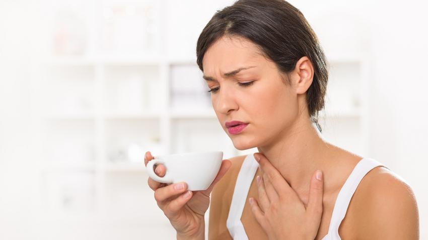 gégegyulladás rossz lehelet