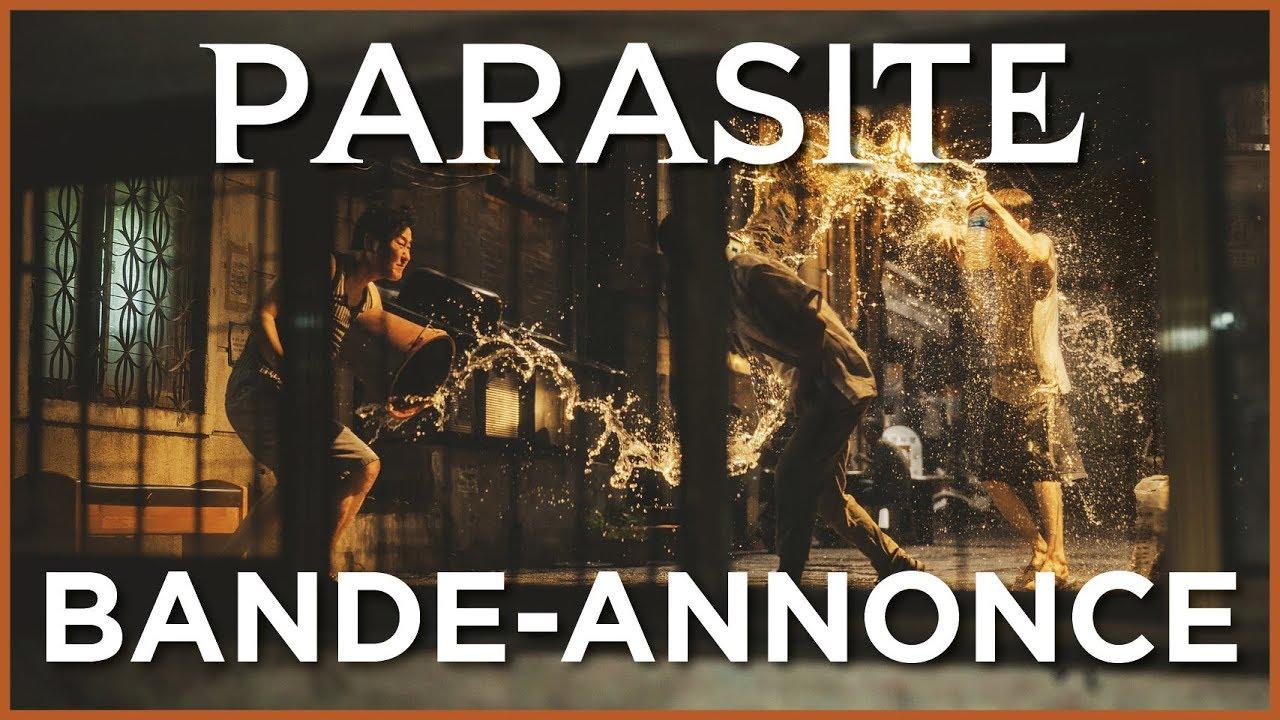 Des parasites en anglais