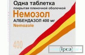 tabletták gyermekek giardiasisához