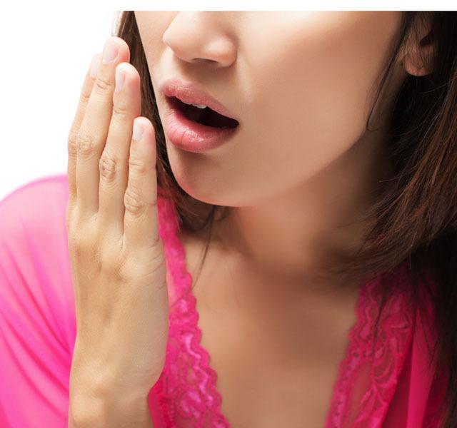 szag a szájból reggel alvás után