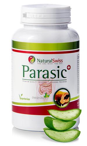 parazitaellenes tisztító diéta
