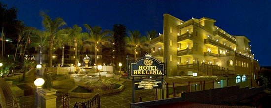 Hellenia Yachting Hotel Giardini Naxos - prokontra.hu
