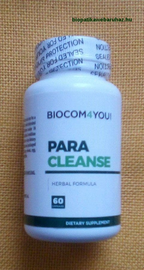 tabletták a paraziták számára