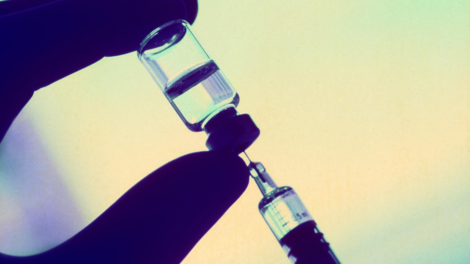 fertőtlenítés a vakcinázás előtt