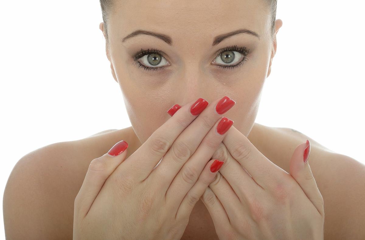 Specifikus szag a szájból
