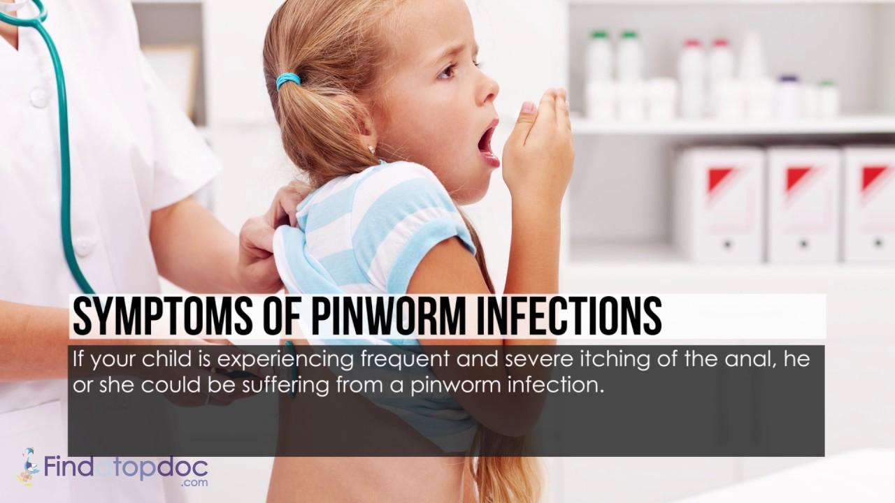 meddig kell kezelni a pinworms- et