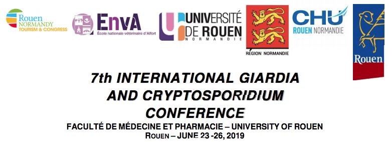 giardia and cryptosporidium meeting