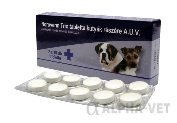 féregtelenito tabletta