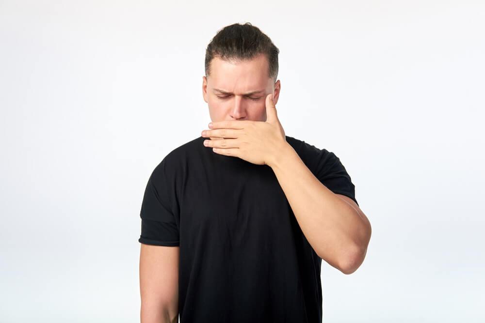 a szájbetegség acetonszaga
