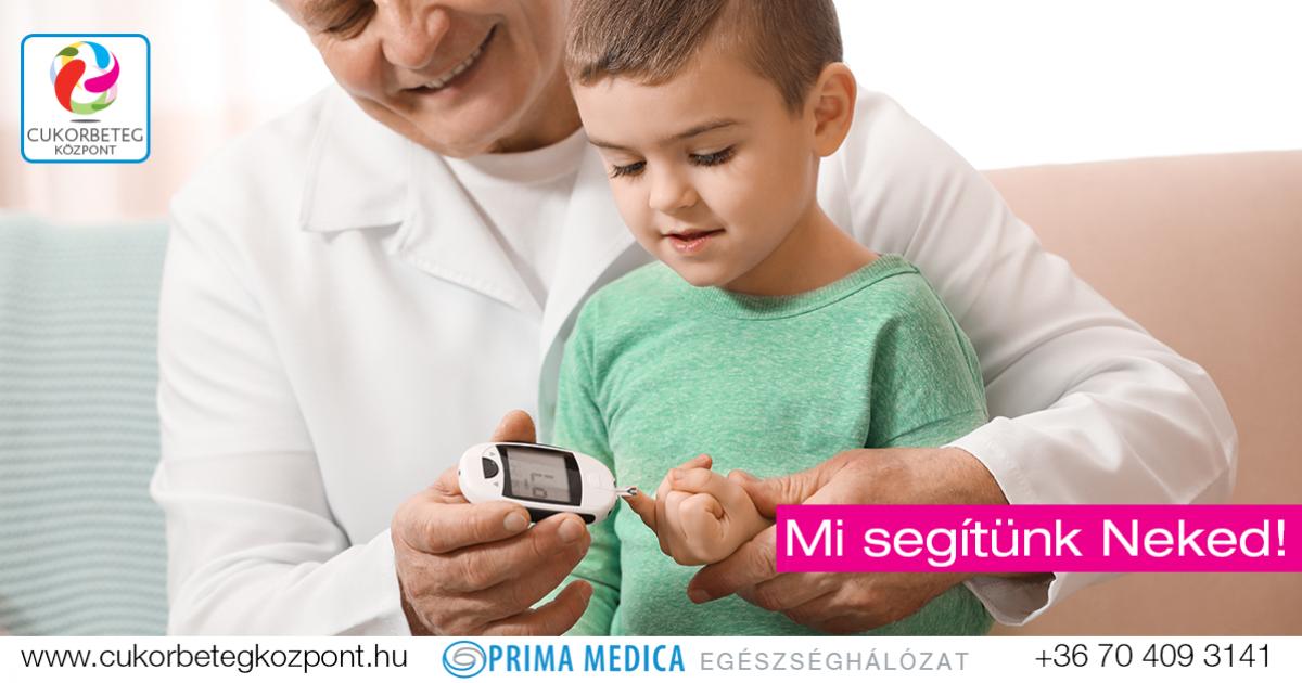 Derült égből diabétesz – A gyermekkori cukorbetegség tünetei és kezelése