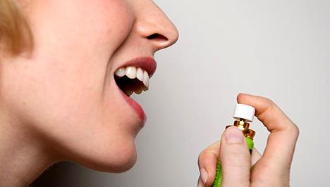köhögőszag a szájból