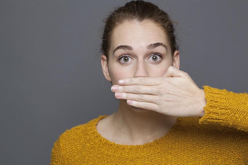 rossz lehelet nasopharyngealis betegség esetén