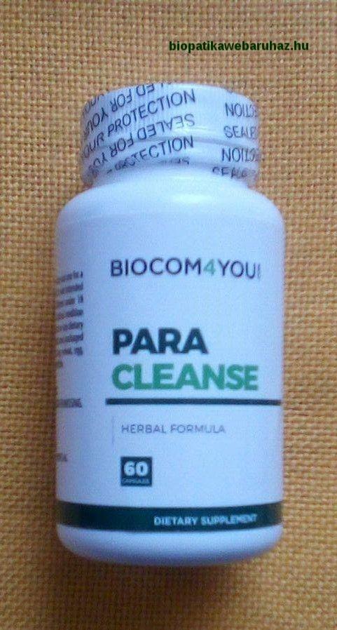 a gyógyszer megöli a parazitákat a testben