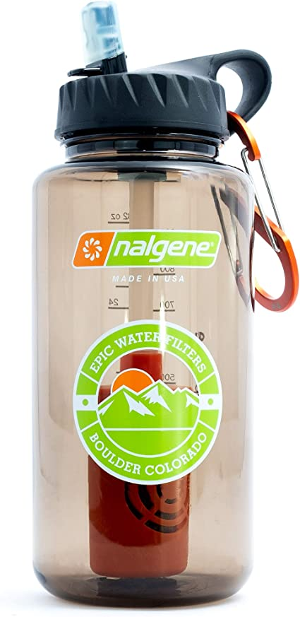 giardia rated water filter a parazita host stádiuma
