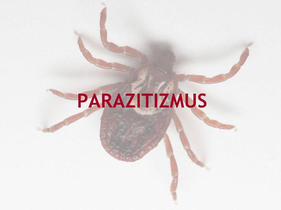paraziták és gazdaszervezetek koevolúciója