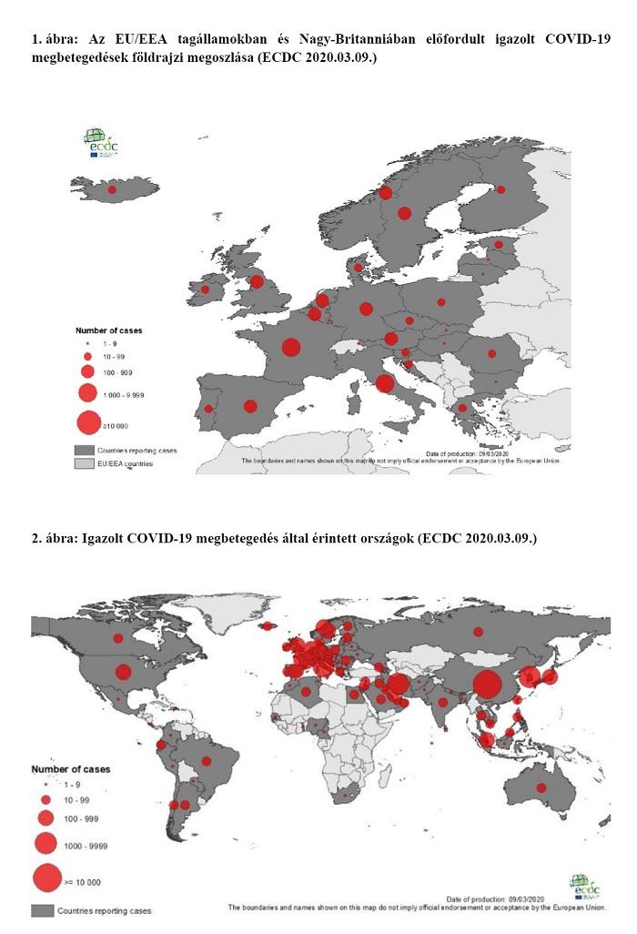 Íme a térkép: egész városokat, térségeket üt ki a koronavírus-válság Magyarországon