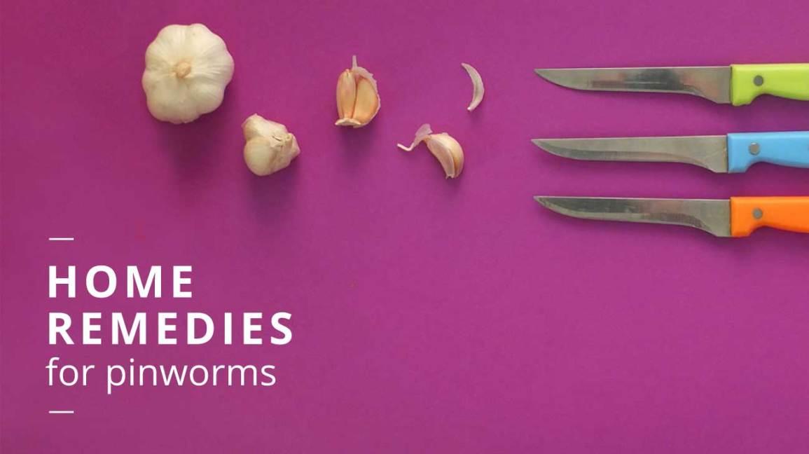 A pinworms befolyásolja a testet
