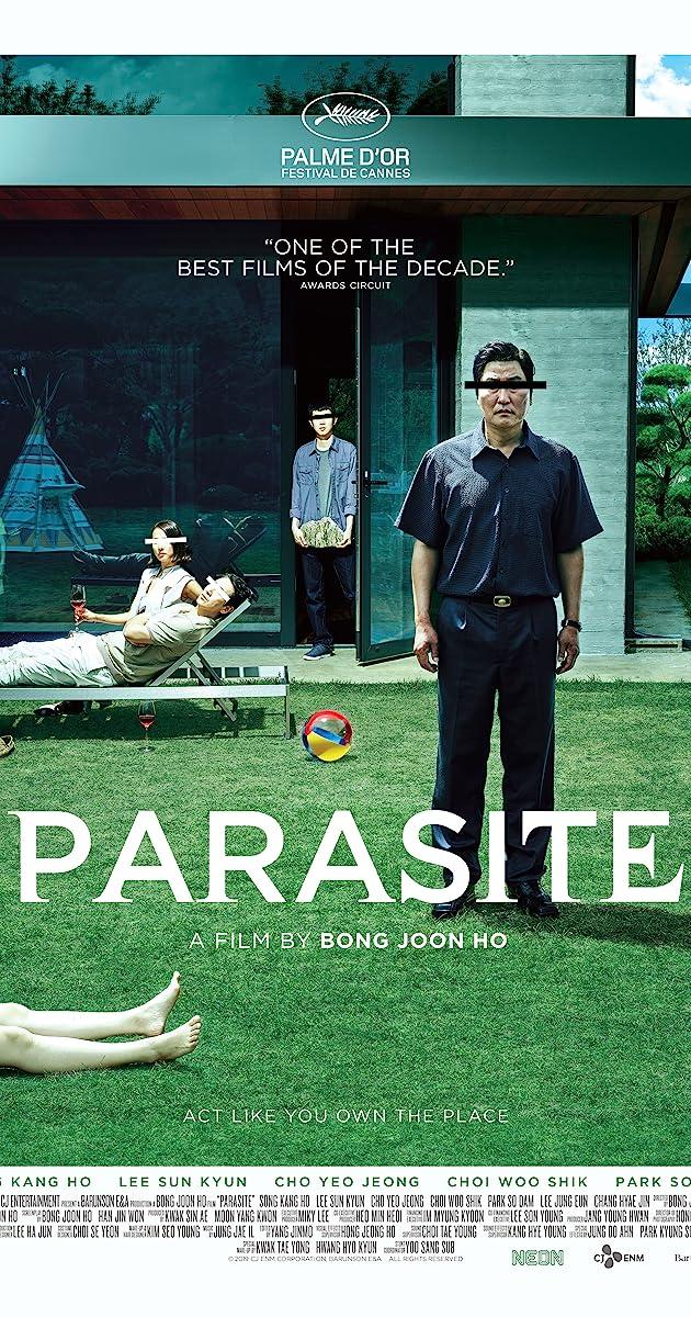 paraziták dél korea