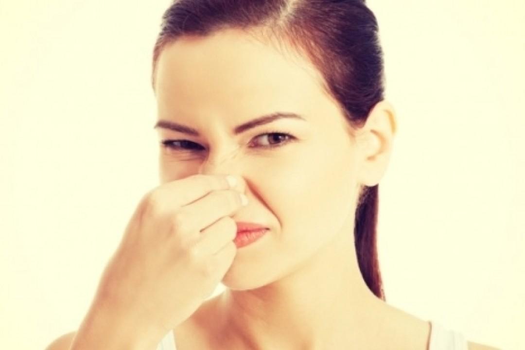 száj és az egész test szaga