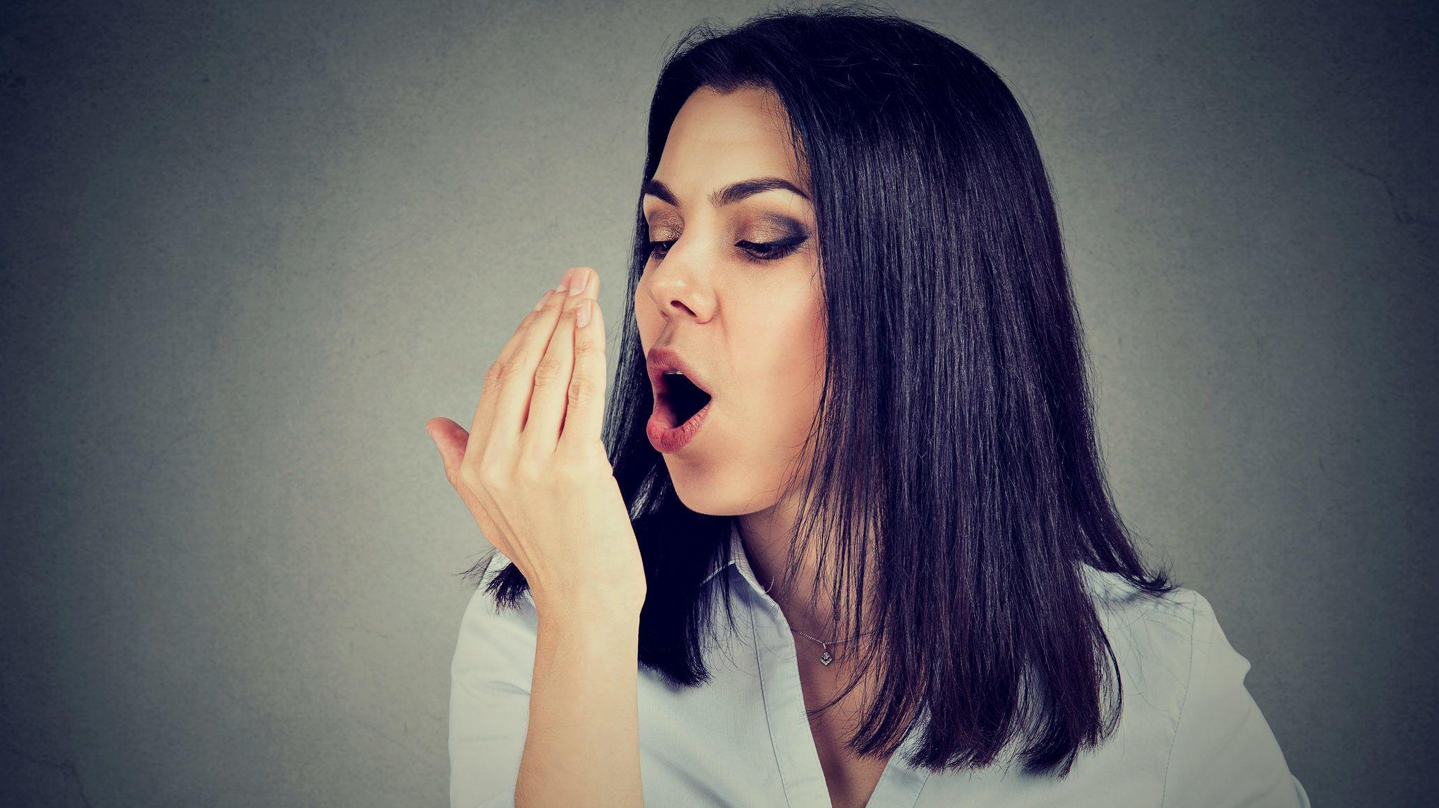 szag a szájból miért történik Könnyen meggyógyítottam Trichomonast