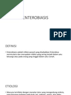 enterobiosis protozoa