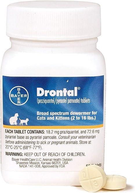 Drontal Plus 10 kg (1 tabletta) - prokontra.hu állateledel webáruház