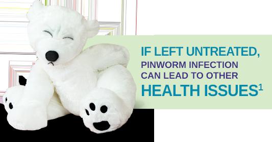Pinworms: tünetek és kezelés gyermekeknél - Klinikák March