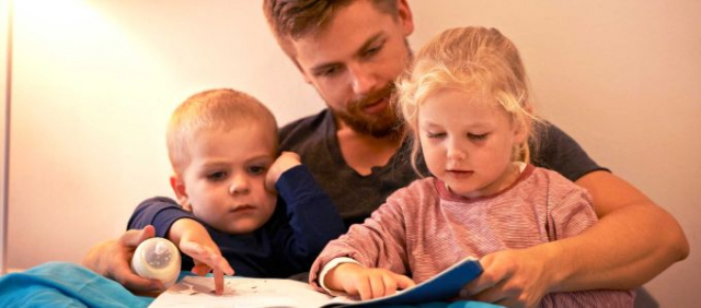 mint a gyerekek olvasni