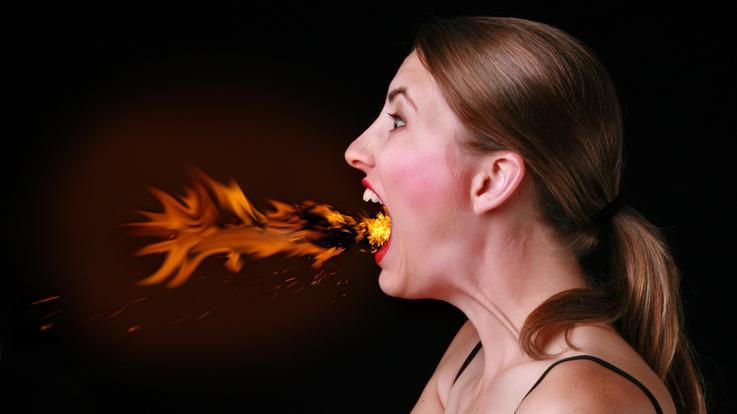 az evés utáni rossz lehelet okozza