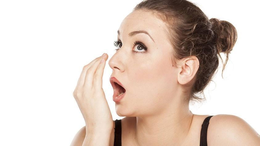 gyomor-bélrendszeri betegségek rossz lehelet