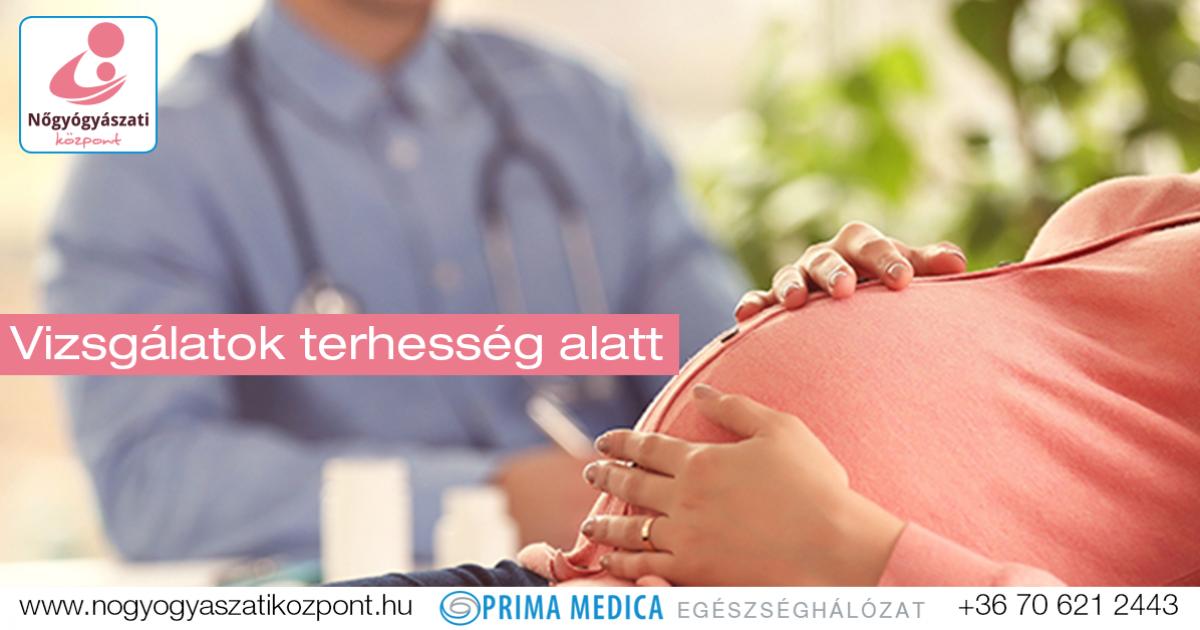 belfergesseg terhesseg alatt