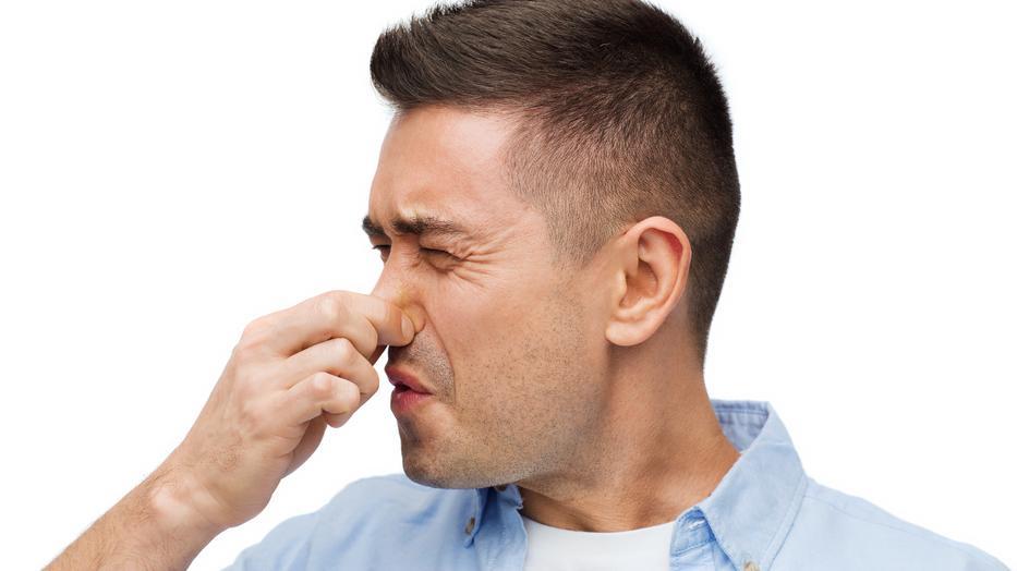 betegség szaga a szájból