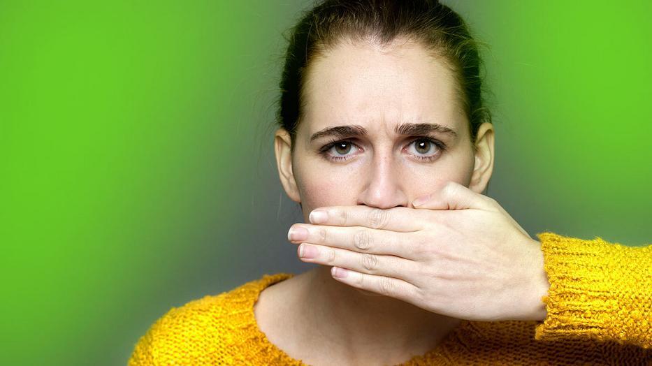 enyhe acetonszag a szájból gyomor-bélrendszeri betegségek rossz lehelet