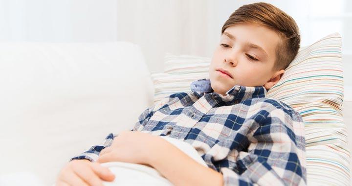 Férgek 8 hónapos kezelés alatt álló gyermekeknél