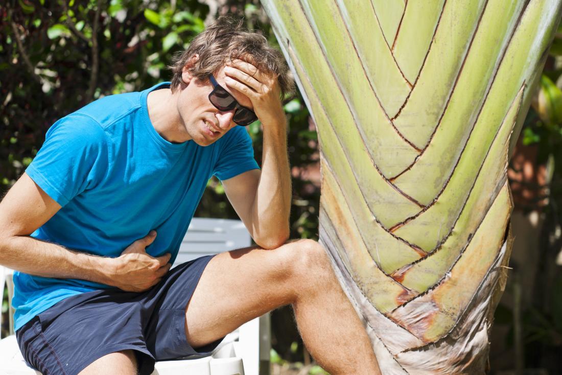 giardiasis stomach cramps