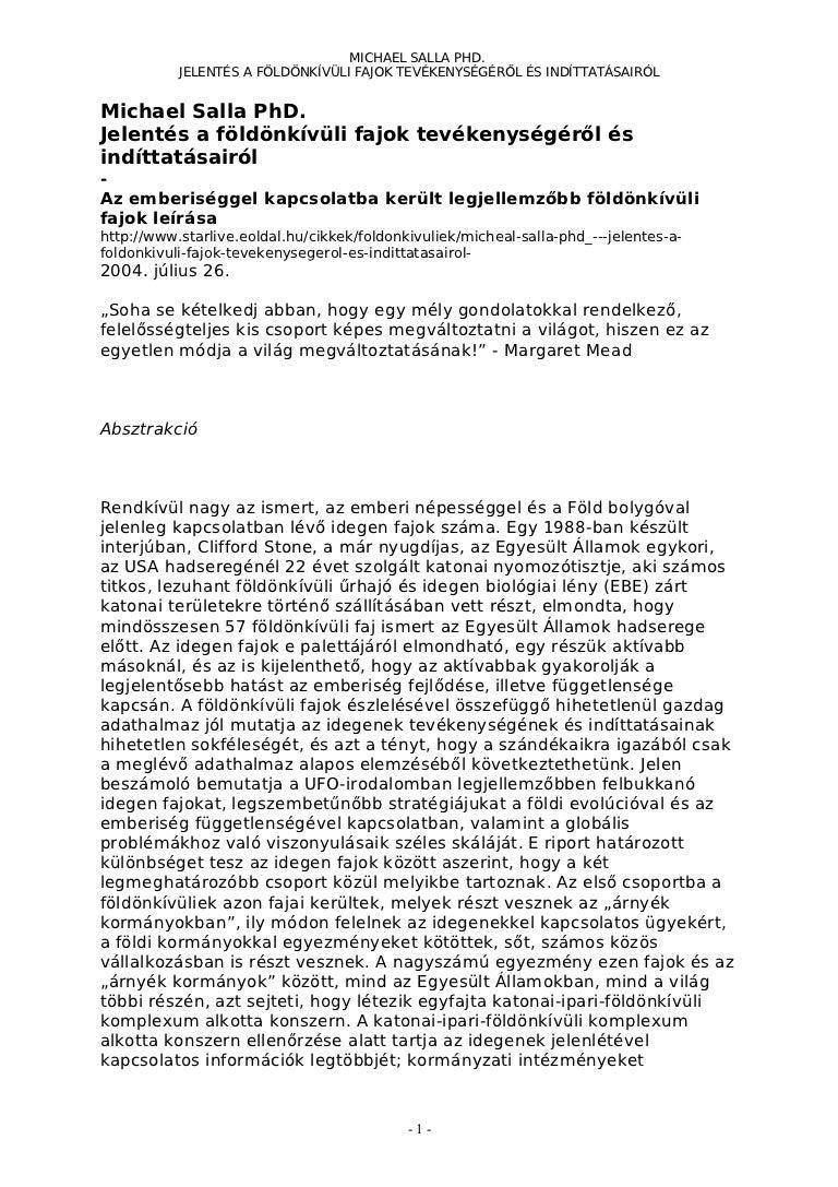 jelentés az emberi parazitákról bélfergesseg elleni gyógyszer