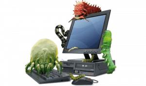 szamitogepes virusok féreg