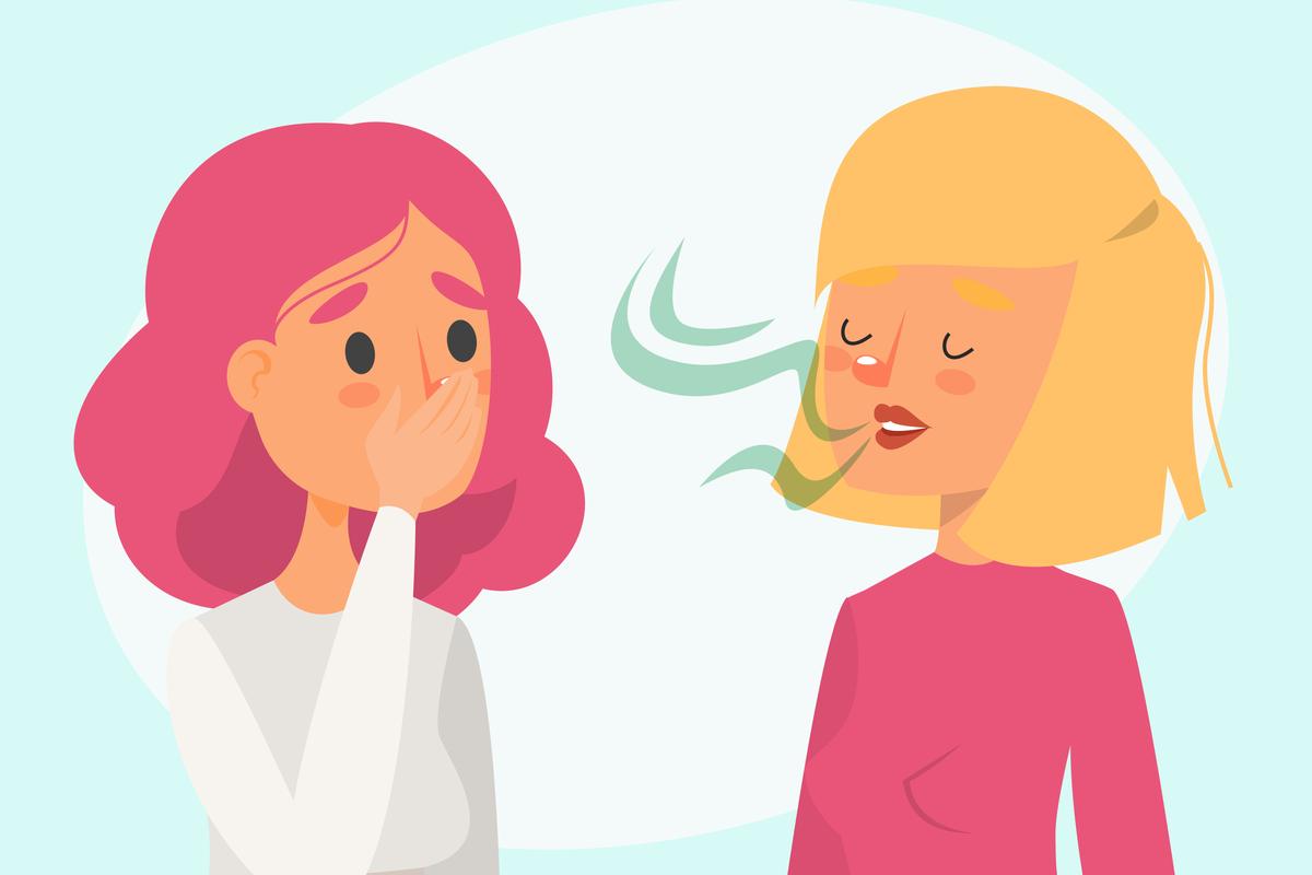 Súlyos betegség tünete lehet a rossz lehelet - A rossz lehelet nem kapcsolódik a gyomorhoz