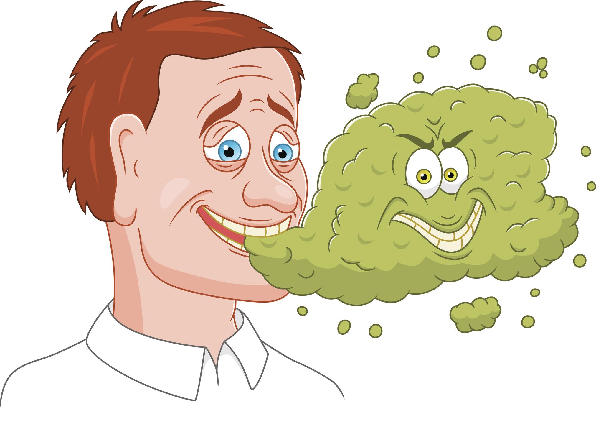 betegség szaga aceton a szájból